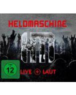HELDMASCHINE - Live + Laut - DIGI - DVD