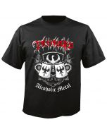 TANKARD - Alcoholic Metal - T-Shirt