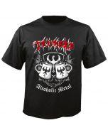 TANKARD - Alcoholic Metal - T-Shirt