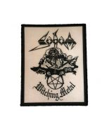 SODOM - Witching Metal - Patch / Aufnäher