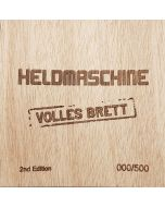 HELDMASCHINE - Volles Brett - 2nd - Edition - EP - CD