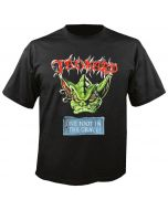 TANKARD - One Foot in the Grave - Clubtour 2019 - T-Shirt