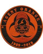 SODOM - 30 Years of Agent Orange - gestickt - Patch / Aufnäher