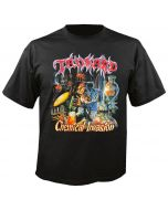 TANKARD - Chemical Invasion - T-Shirt