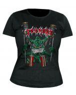 TANKARD - Erasing - GIRLIE - Shirt