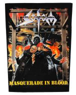 SODOM - Masquerade in Blood - Backpatch / Rückenaufnäher