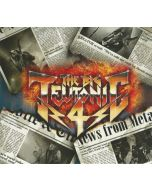 THE BIG TEUTONIC 4 - Kreator - Destruction - Sodom - Tankard - EP - CD