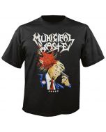 MUNICIPAL WASTE - Walls of Death - T-Shirt