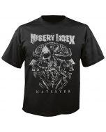 MISERY INDEX - Naysayer - T-Shirt