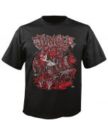 JUNGLE ROT - Slaughter - T-Shirt