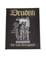 DRUDKH - The Last Stronghold - Patch / Aufnäher