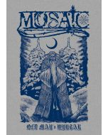 MOSAIC - Old Man's Wyntar - CD - A5 Book