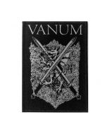 VANUM - Shield - Patch / Aufnäher