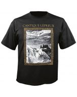 CANTIQUE LÉPREUX - L'enfer froid - T-Shirt