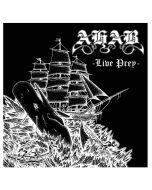 AHAB - Live Prey - Patch / Aufnäher