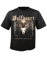 WOLFHEART - Constellation of the black light - T-Shirt