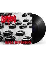 DEAD HEAD - Kill Division - LP - Black