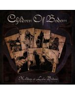 CHILDREN OF BODOM - Holiday at Lake Bodom - CD plus DVD