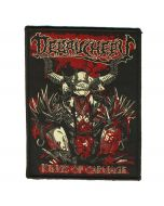 DEBAUCHERY - Kings of carnage - Patch / Aufnäher