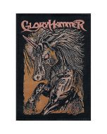 GLORYHAMMER - Zombie unicorn - Patch / Aufnäher