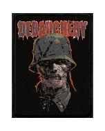 DEBAUCHERY - Zombie - Patch / Aufnäher