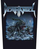 DEATH ANGEL - The Dream Calls for Blood - Backpatch / Rückenaufnäher