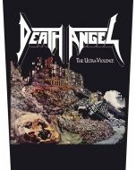 DEATH ANGEL - The Ultra Violence - Backpatch / Rückenaufnäher