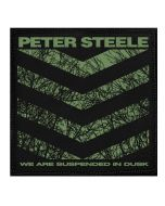 TYPE O NEGATIVE - Peter Steele - We are suspended - Patch / Aufnäher