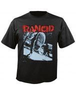 RANCID - Boot - T-Shirt