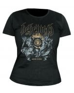 BEHEMOTH - Messe Noir - GIRLIE - Shirt