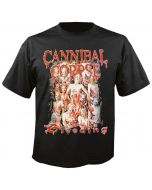 CANNIBAL CORPSE - The Bleeding - Cover - T-Shirt