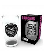 THE RAMONES - Hey Ho Lets Go - Pint Glas