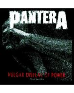 PANTERA - Vulgar - Display of Power - Patch / Aufnäher