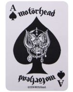 MOTÖRHEAD - Card - Ace of Spades - Patch / Aufnäher