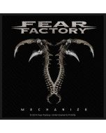 FEAR FACTORY - Mechanize - Patch / Aufnäher
