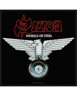 SAXON - Wheels of Steel - Patch / Aufnäher