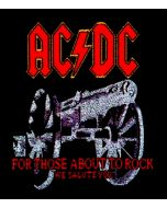 AC/DC - For Those About... - Patch / Aufnäher