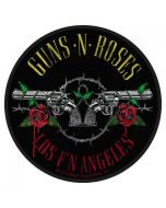 GUNS N ROSES - Los FN Angeles - Patch / Aufnäher