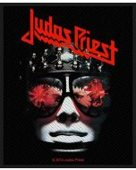 JUDAS PRIEST - Hell Bent for Leather - Patch / Aufnäher
