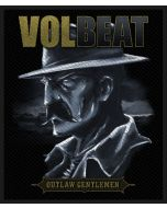 VOLBEAT - Outlaw Gentleman - Patch / Aufnäher