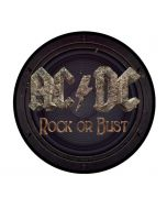 AC/DC - Rock or Bust - Patch / Aufnäher