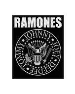 RAMONES - Classic Seal - Patch / Aufnäher