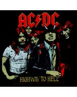 AC/DC - Highway to Hell - Patch / Aufnäher
