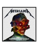 METALLICA - Hardwired to Self Destruct - Patch / Aufnäher