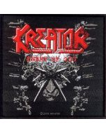 KREATOR - Enemy of God - Patch / Aufnäher