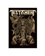 TESTAMENT - Demonarchy - Patch / Aufnäher