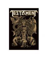 TESTAMENT - Demonarchy - Patch / Aufnäher