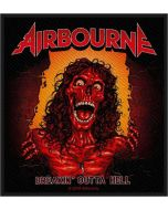 AIRBOURNE - Breakin Outta Hell - Patch / Aufnäher
