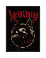 MOTÖRHEAD - Lemmy - Microphone - Patch / Aufnäher