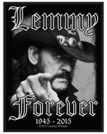 MOTÖRHEAD - Lemmy - Forever - Patch / Aufnäher